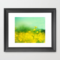 Happy, Smiling & Laughing Framed Art Print by RDelean