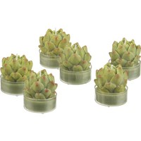 Artichoke Candles Set of Six