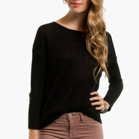 Lazy Lounge Sweater $25