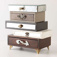 Anthropologie - Topsy-Turvy Jewelry Box