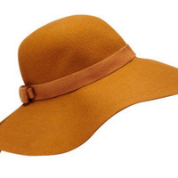 Tempest Wool Floppy Hat | Sale | Hats - Mimco