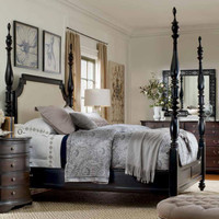Estate Queen Size Poster Bed
