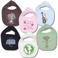 NEW! Organic Baby Bibs: Soul-Flower Online Store