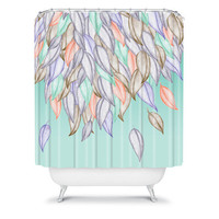 DENY Designs Home Accessories | Jacqueline Maldonado A Different Nature 1 Shower Curtain