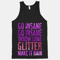 Throw Some Glitter | HUMAN