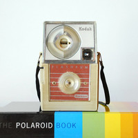 Vintage Kodak Flashfun Hawkeye Camera 1960s Mid Century Modern Retro Design