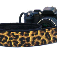Cheetah Camera Strap. dSLR Camera Strap. Camera Strap.