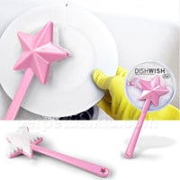 DISH WISH SCRUB BRUSH
