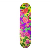 Roses #3 - Girly Skateboard at Zazzle.ca