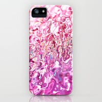 Molten Pink iPhone & iPod Case by Lisa Argyropoulos