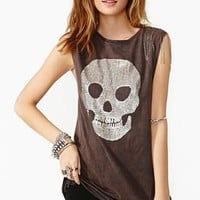 Bone Collector Muscle Tee