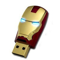 2012 Marvel Avengers Movie Iron Man Mark Iv 8gb Usb2.0 Flash Drive Tony Stark New and Fashion:Amazon:Computers & Accessories