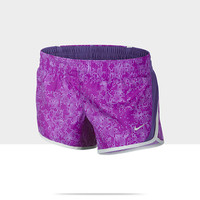 Check it out. I found this Nike Printed Dash 3&quot; Girls&#x27; Running Shorts at Nike online.