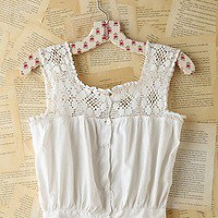 Free People  Vintage Crochet Tank Top at Free People Clothing Boutique