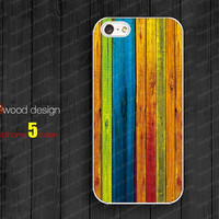 Personalized wood texture iphone 5 cover cool Iphone 5 case customized Hard case Rubber case Iphone 4 case
