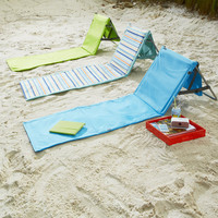 Beachcomber Portable Beach Mats at Brookstone—Buy Now!