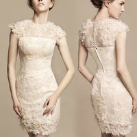 lovely elegant lace skirt