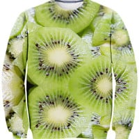 Kiwi Sweater | Shelfies - Outrageous Sweaters