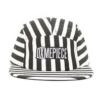 Dimepiece, Striped 5 Panel Hat ::...
