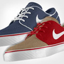 Nike Store. Nike Zoom Stefan Janoski Low Premium iD Men&#x27;s Skateboarding Shoe