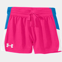 "Under Armour Girls' UA Intensity 3"" Shorts"