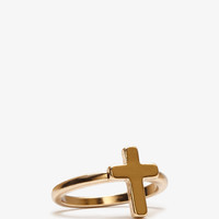 Cross Ring | FOREVER21 - 1053590404