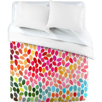 DENY Designs Home Accessories | Garima Dhawan Rain 6 Duvet Cover