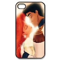 Custombox The Little Mermaid iphone 4/4s Case Plastic Hard Phone case-iPhone 4-DF00323:Amazon:Cell Phones & Accessories