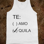 Tequila - Newww - Skreened T-shirts, Organic Shirts, Hoodies, Kids Tees, Baby One-Pieces and Tote Bags