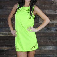 That&#x27;s Your Secret Neon Dress