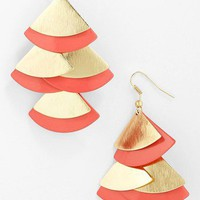 Carole Paddle Earrings | Nordstrom