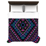 Nika Martinez &quot;Neon Pattern&quot; Duvet Cover | KESS InHouse