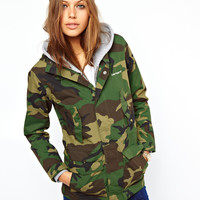 Carhartt Camo Parka