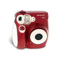 Amazon.com: Polaroid PIC-300R Instant Analog Camera (Red): Camera & Photo