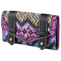 Mossimo Supply Co. Washed Print Wallet - Multi
