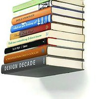 Invisible Floating Bookshelf (Small), Umbra - Barnes &amp; Noble