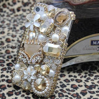 iPhone 5 Case iPhone5 Case Luxury handbag by iPhoneCasesStore