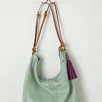 Anthropologie - Dipped Mint Hobo