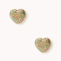 Womens earrings and stud earrings | shop online | Forever 21 -  1030187489