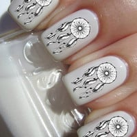 Dream catcher Nail Decal