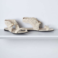 Anthropologie - Nimbus Crochet Sandals