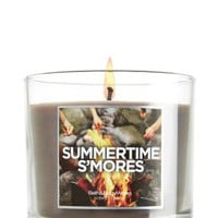 Summertime S&#x27;mores 4 oz. Small Candle   - Slatkin &amp; Co. - Bath &amp; Body Works