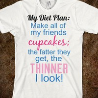 Diet Plan - ALLStopsLeadHere! - Skreened T-shirts, Organic Shirts, Hoodies, Kids Tees, Baby One-Pieces and Tote Bags