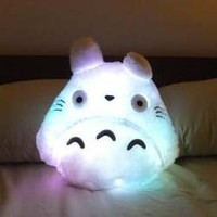 Light Up Totoro Plushie