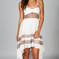 LIRA Racey Cut Out Hi Low Dress 209615160 | Dresses | Tillys.com
