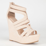 BAMBOO Kingsley Womens Shoes 216684423 | Heels &amp; Wedges | Tillys.com