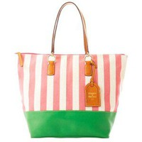 dooney and bourke o-ring shopper tote