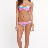 O&#x27;Neill Painted Bandeau Top at PacSun.com