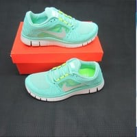 Hot Womens Nike Free Run+ 3 Running shoes us7.8.8.5