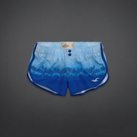 Hollister Athletic Short-Shorts